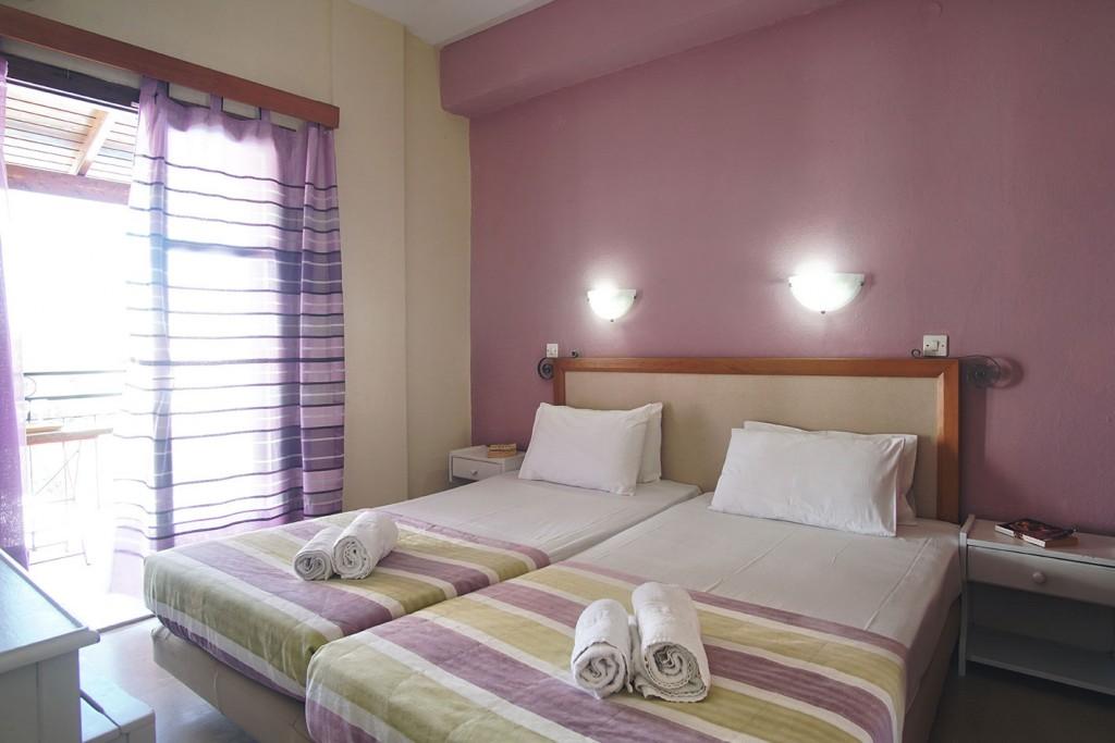 island kavos corfu accommodation standard annex 4