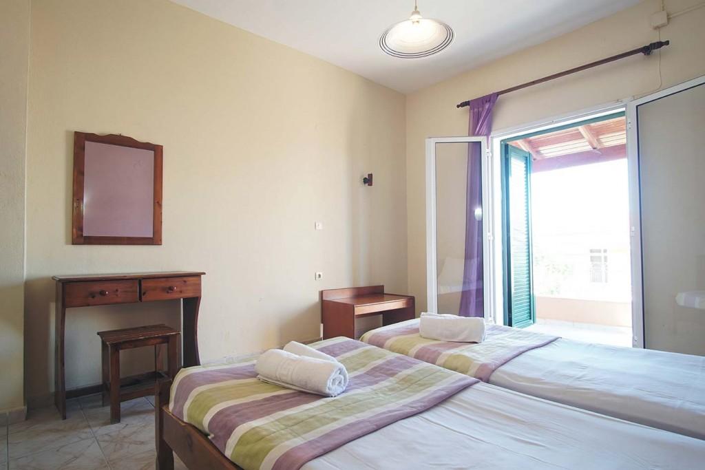 island kavos corfu accommodation standard annex 7