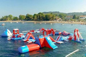 island kavos events water park