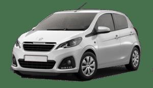 islandkavos corfu car hire paugeot 108
